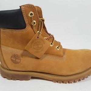 Timberland 6 Inch 10361 Waterproof Boots Sz 8